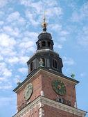 Torre medieval da câmara municipal — Foto Stock