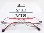 Eye vision — Stock Photo