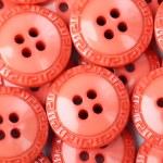 Orange buttons — Stock Photo