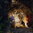 Stockfoto: Christmas crib