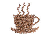 Cup of coffee — Stock Photo