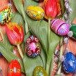 Easter composition — Stock Photo #32952835