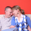 Loving couple — Stock Photo