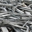 Metal scrap — Stock Photo