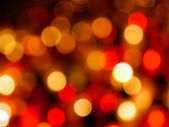 Christmas lights — Stock fotografie