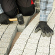 Paving work — Stock Photo #34799671