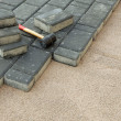 Stock Photo: Paving blocks