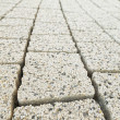 Stock Photo: Pavement path