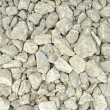 Stock Photo: Crushed stone