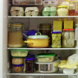 Full fridge — Lizenzfreies Foto