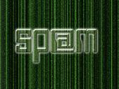 Spam — Stock Photo