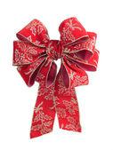 クリスマスの弓 — ストック写真