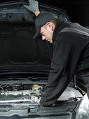 Car service — Stock Photo