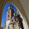 Wawel Cathedral — Stock Photo #40402727