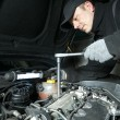 Glow plug replacement — Stock Photo #41707963