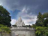 Basilika sacre-coeur — Stockfoto