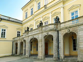 Czartoryski's Palace — Stock Photo