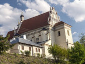Kazimierz Parish Church Fara — Stock Photo