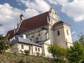 Kazimierz Parish Church Fara — Stock Photo