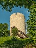 Tower in Kazimierz Dolny — Stock Photo