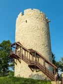 Tower in Kazimierz Dolny — Stock Photo