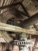 Windmill gear — Stock Photo