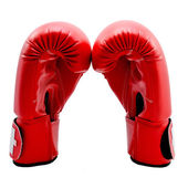 Boxing gloves — Stock Photo