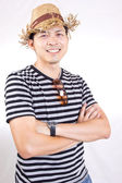 Asian Traveller concept — Stock Photo