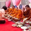 Stock Photo: SINGBURI THAILAND -MARCH 23: Prerent of Mand Women go