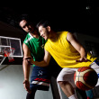 Basketbal player — Stockfoto #24481491