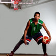 Basketbal player — Stockfoto #24502727