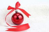 Christmas decoration prepare — Stock Photo