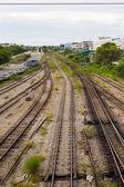 Поезд — Стоковое фото