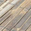 Wooden Floor Boards — Stock Photo