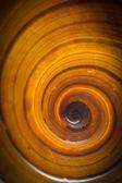 абстрактный спираль оболочка — Стоковое фото