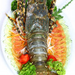 Living lobster — Stock Photo