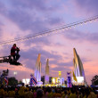 Stock Photo: BANGKOK - DECEMBER 05: 1,000,000 of Thailand's celebration Fathe