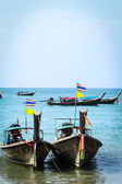 Thai Long tailed boat  — Stock Photo