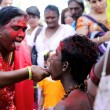 Stock Photo: PENANG, Malaysi- JANUARY 17: Hindu devotee prepare for Hindu R