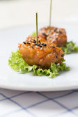 Chicken appetizer  — Stock Photo