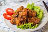 Sesame chicken  — Photo