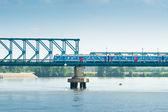 Railway Bridge — ストック写真