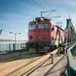 Cargo train — Stock Photo #14396989