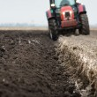 Tractor Plowing — Stock Photo #15470307