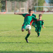 Kids football match — Stock Photo #30975971
