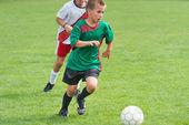 Kids' Soccer — Foto de Stock