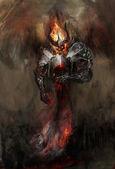 Doom bringer — Stock Photo