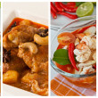 Thai Food - Foto Stock