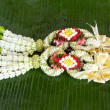 Flower garland thai style — Stock Photo