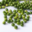Stock Photo: Green peppercorns